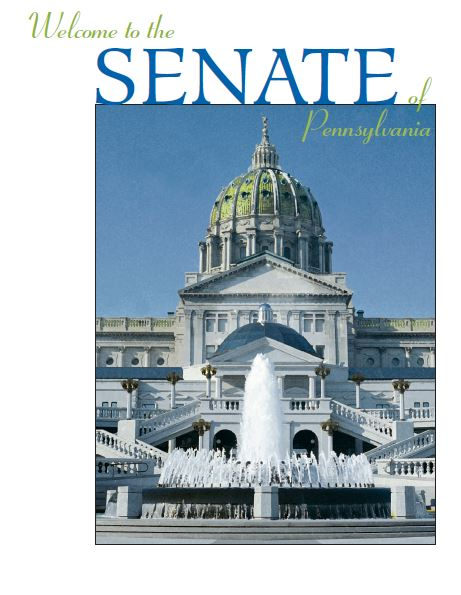 Welcome to the Senate of Pennsylvania