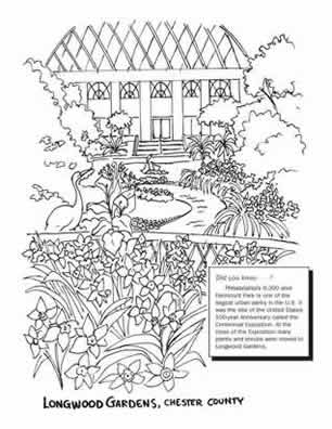 pennsylania state symbols coloring pages | Coloring Pages - PA Capitol